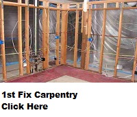Tonbridge Carpenters 1st Fix Kent